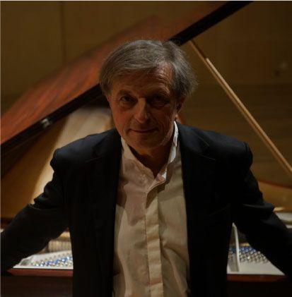 Cyril Huvé - Pianiste - Biographie